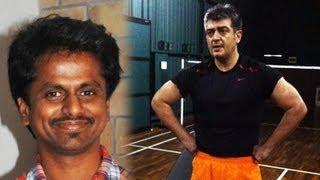 Double action Ajith for Murugadoss ?