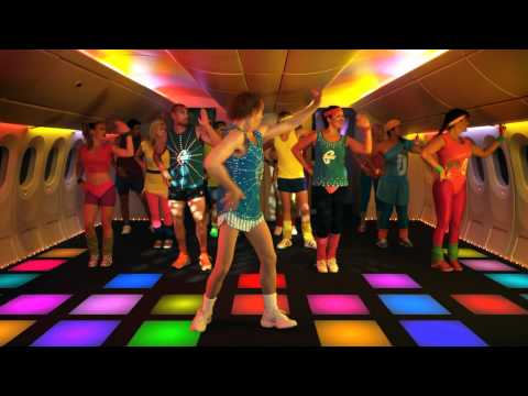 Mile-high madness with Richard Simmons! #RICHROLL