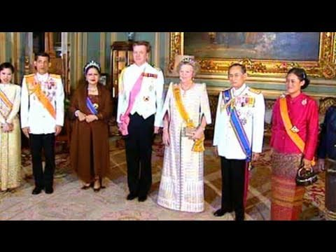 Staatsbezoek aan Thailand, 2004