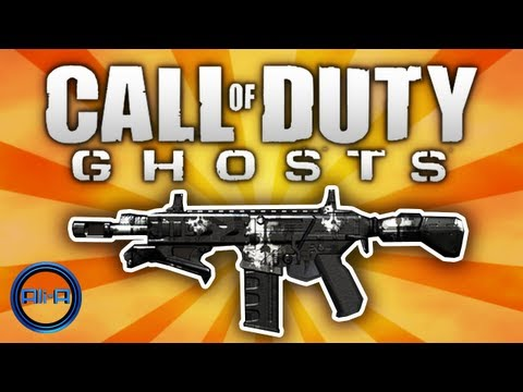 "Call of Duty: GHOSTS - Camo Gameplay! Black Ops 2 ""GHOST"" DLC! - (COD"