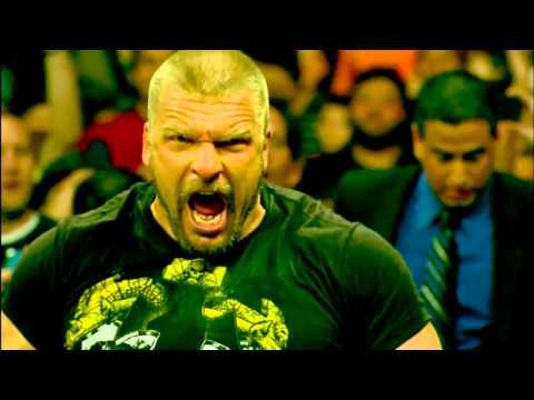 Triple H Entrance Video