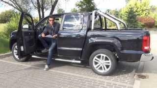 VW Amarok - czy warto oszcz�dza� na VAT?