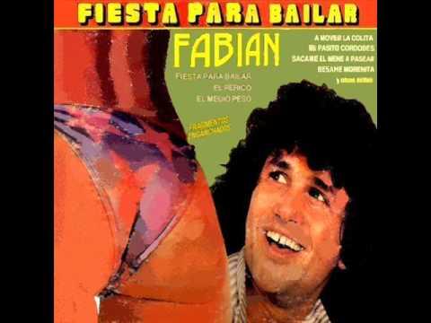 FABIAN - TERCER ENGANCHADO DE ALBUM FIESTA PARA BAILAR.