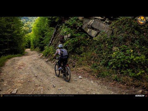 VIDEOCLIP Traseu MTB Muntii Siriu: Nehoiasu - Lunca Jaristei - Lacul Vulturilor - Nehoiu - Gura Bascei