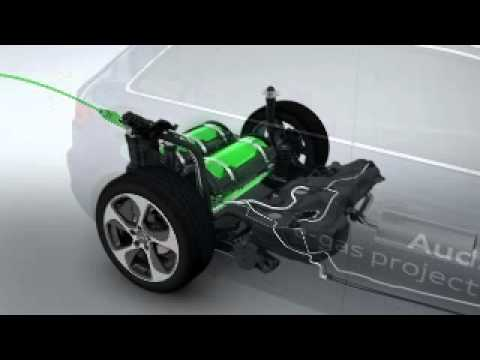 Audi future energies