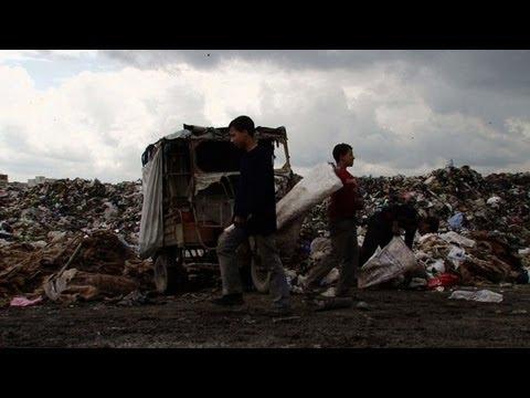 In Syria's Aleppo, children adapt to war life