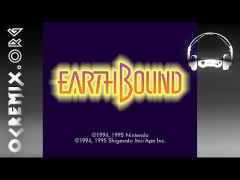 OC ReMix #123: EarthBound 'Sound Stone (C Major)' [Eight Melodies] by Steffan Andrews