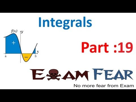 Maths Integrals part 19 (Example Integration trigonometric Identities) CBSE class 12 Mathematics XII