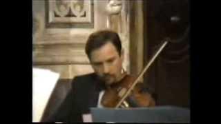 M.A. Charpentier La fantasie sans interruptions Orchestra da camera Roncalli Domenico Sodano Diretto