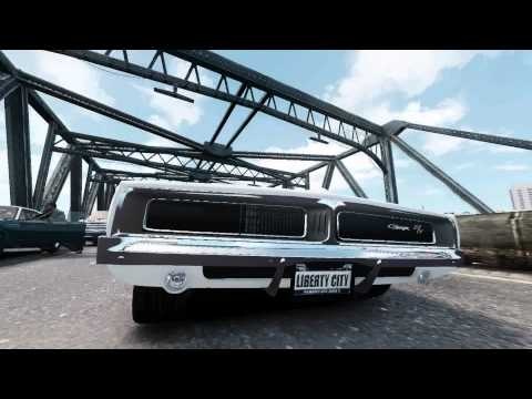 GTA IV - HARD CHARGER: WIDE OPEN (1080p)