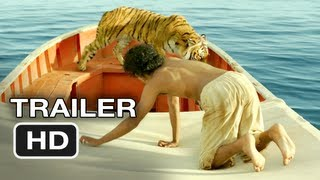 Life of Pi Official Trailer (2012) Ang Lee Movie HD