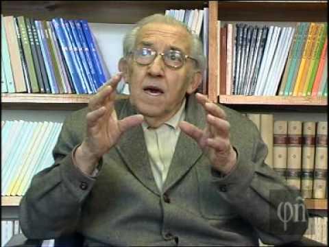 Epistemología y Gnoseología