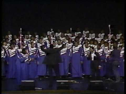 Mississippi Mass Choir Near The Cross