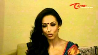 Malaika Arora Interview on Gabbar Singh