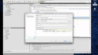 NetBeans 7.1 Creating Composite JSF Component Wizard
