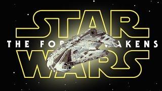 Star Wars The Force Awakens Trailer Description Revealed?