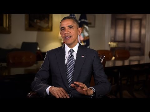 Weekly Address: Enrolling in the Affordable Care Act Marketplace  10/26/13