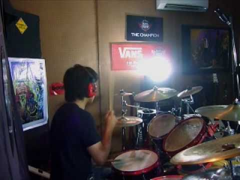 DiGgfreak - paramore - careful (drum cover)