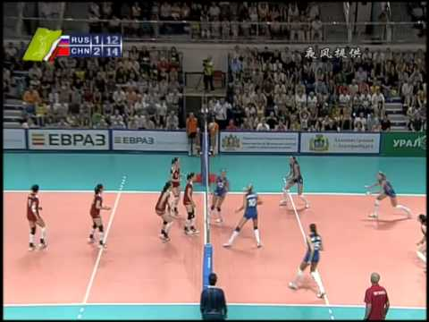 Yeltsin Cup 2011 Russia x China Set4