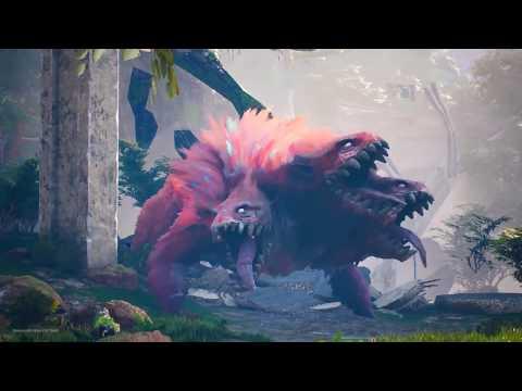 11 Minutes of BioMutant Gameplay - Gamescom 2017 - UCKy1dAqELo0zrOtPkf0eTMw