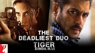 The Deadliest Duo - Promo | Tiger Zinda Hai