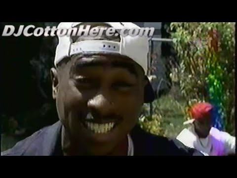 Rap City 2Pac Birthday Special (1999) (Part 1)
