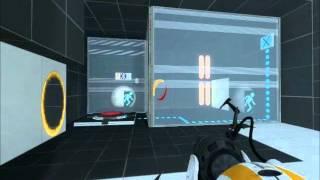 Portal 2 coopy coop. :)