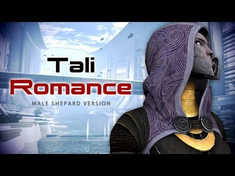 Tali'zorah vas Normandy: Romance (Mass Effect 3 Citadel DLC)