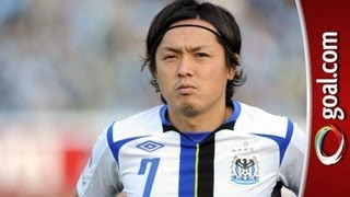 Japan LEGEND Endo scores, takes Gamba to Cup final