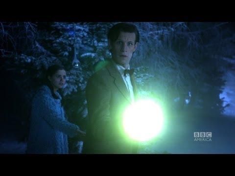 Exclusive DOCTOR WHO 2011 Xmas Special Trailer