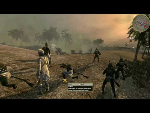 Empire Total War HD Commentary Just4Fun -TLG- vs [DRAGON] De Broglie Online Battle