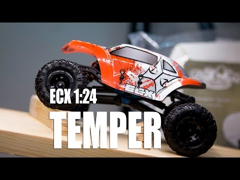 ECX Electrix RC Temper 1:24 RC Rock Crawler - default