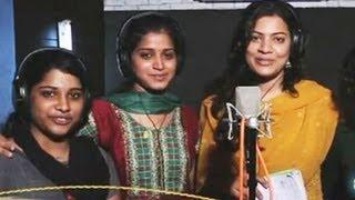 Payanam - Gana Gana Gananadha Song Recording