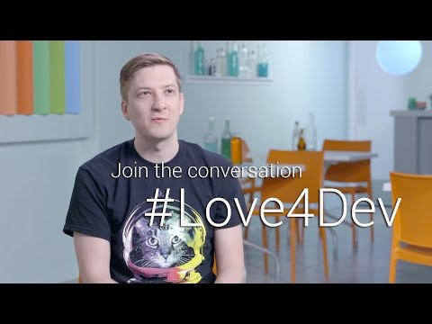 #Love4Dev - What Google Developers think are the biggest challenges for developers - UC_x5XG1OV2P6uZZ5FSM9Ttw