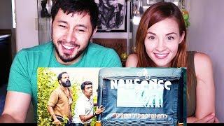 NONSENSE | Rinosh George | MC Jithin | Malayalam Trailer Reaction!