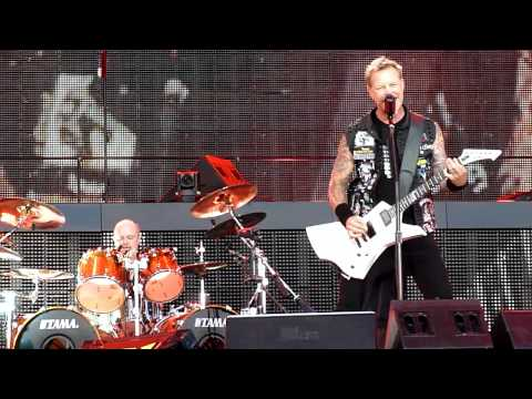 Metallica - The Struggle Within (Live in Oslo, May 23rd, 2012)