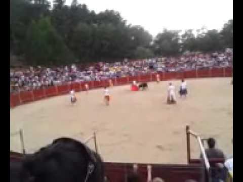 Faena Peña La Escoba 2012. Fiestas SAN RAFAEL