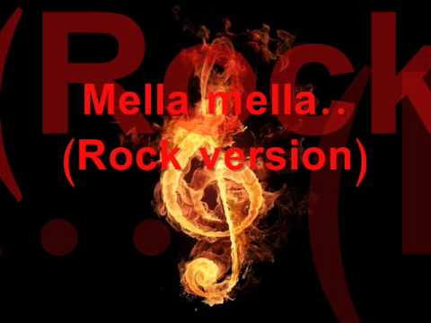 Mella mella... (instrumental) on Roland Keyboard