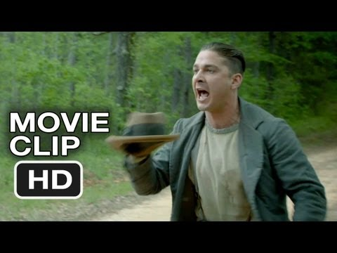 Lawless CLIP - Running Out Of Gas (2012) Tom Hardy, Shia LaBeouf Movie HD