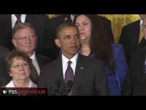 Watch President Obama's Remarks Calling for Senate to Pass Immigration Reform 6/11/13   Bill