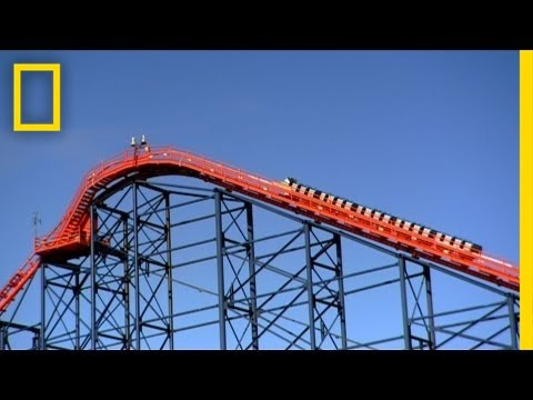 I Didn't Know That - Roller Coaster Testing