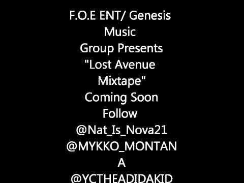 Natural feat. YC The Adidakid & Mykko Montana Girls On Me