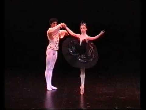 Swan Lake pas de deux Mariinsky