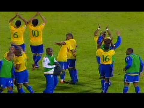 Argentina 1 X Brasil 3 (Eliminatórias da Copa) - 05set2009