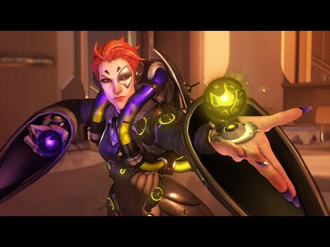 8 Minutes of Moira Gameplay in Overwatch (1080p 60fps) - UCKy1dAqELo0zrOtPkf0eTMw