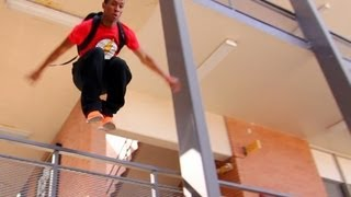 Late 4 School - Parkour First and Third Person