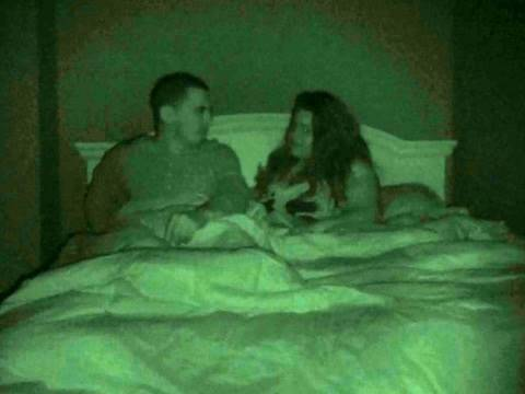 """Darkness"" - Real Paranormal Activity"