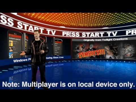 Press Start - S2E20 - Zombies!!!