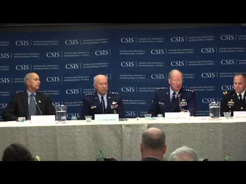Video: Military Strategy Forum: General Craig R. McKinley