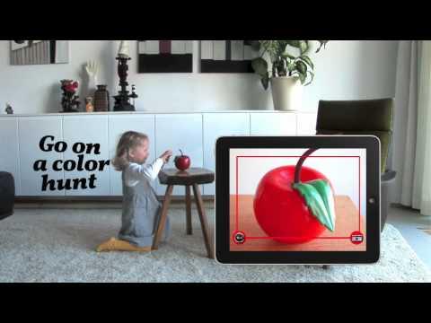 Just Colors - kid's app by Appracadabra